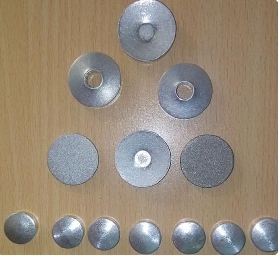 3015 aluminum slugs