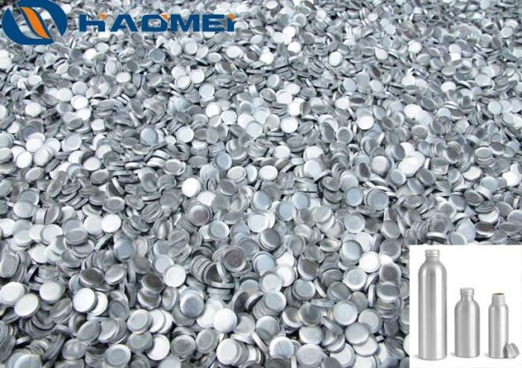 aluminum slugs for aluminum bottle